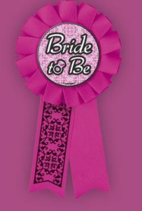 Boton Bride to Be