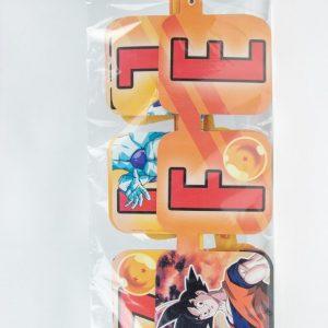 Letrero Dragon Ball
