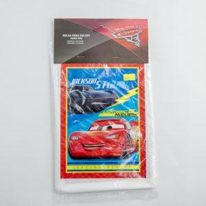 bolsa para dulces cars