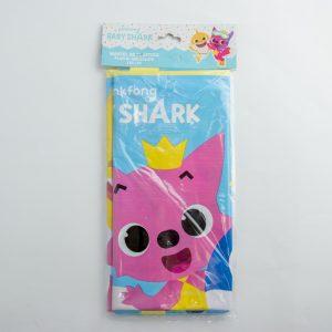 Mantel de Plástico Baby Shark