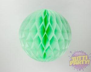 Esfera de Papel tipo Panal 20 cm