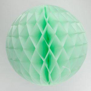 Esfera de Papel tipo Panal 30 cm