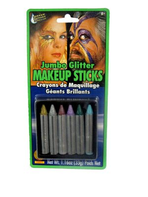 Maquillaje Mini Crayones Glitter