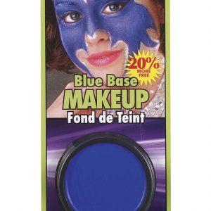 Maquillaje Base Azul