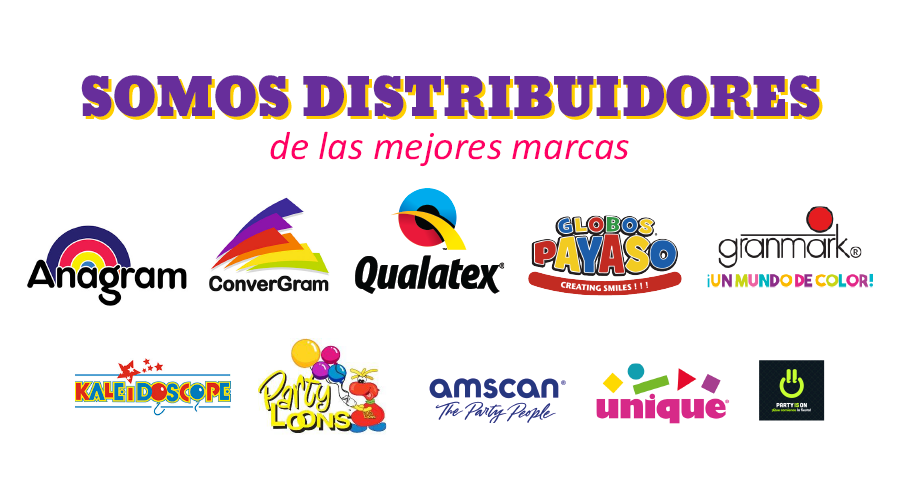 DISTRIBUIDORES DE ARTICULOS PARA FIESTAS EN PLAYA DEL CARMEN